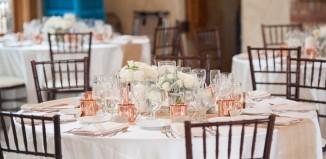 bodas tematicas color cobre