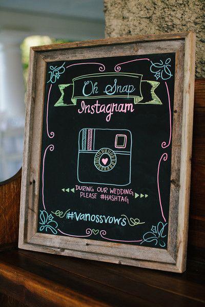 hashtags para bodas