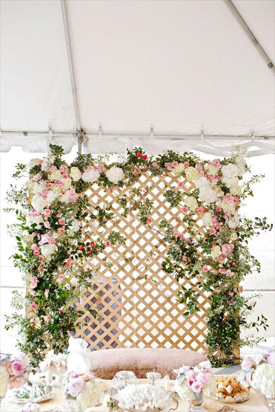 bodas con arreglos florales